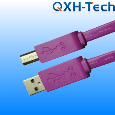USB 2.0 A Male to B Male Cable