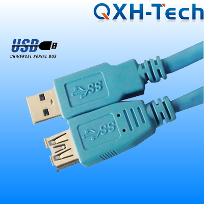 USB3.0 A Male to A Female Extension Cable
