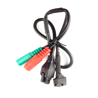 Car audio and video cable